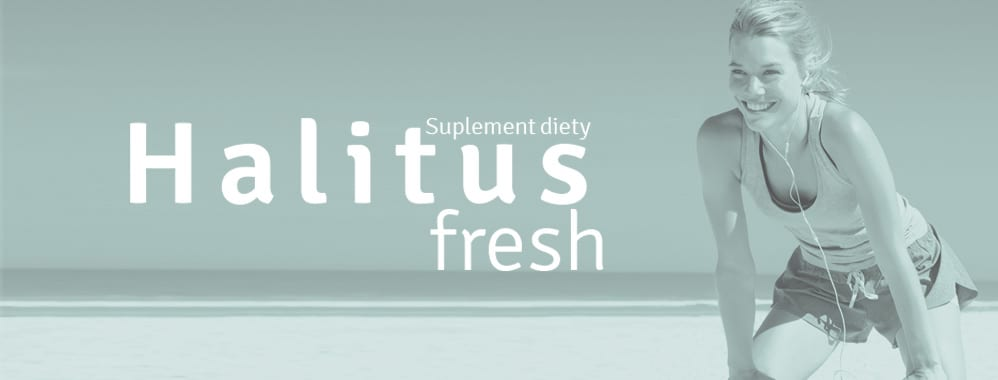 Halitus product branding